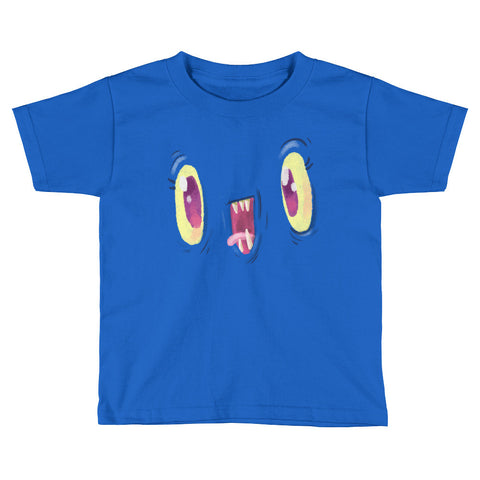 Yo Face - Kids Short Sleeve T-Shirt