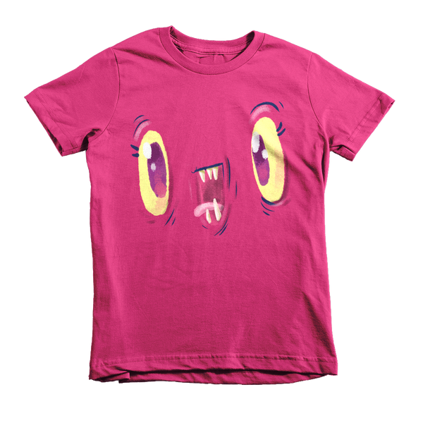 Yo Face! — Short sleeve kids t-shirt