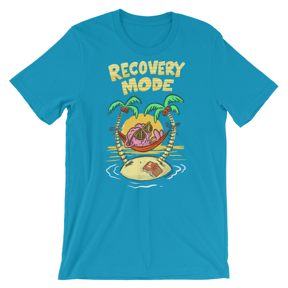Recovery Mode - Short-Sleeve Unisex T-Shirt