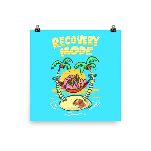 Recovery Mode - Poster