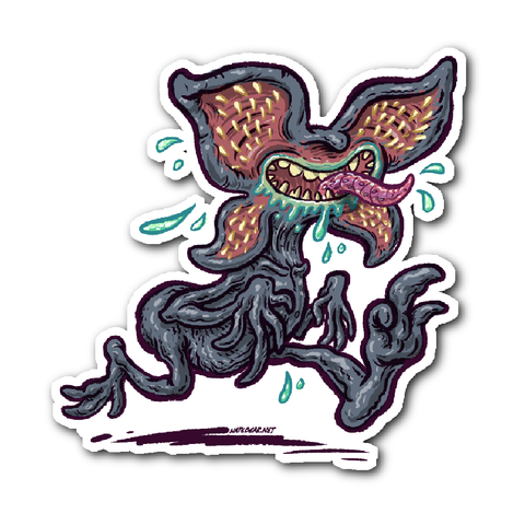 Demogorgon Sticker