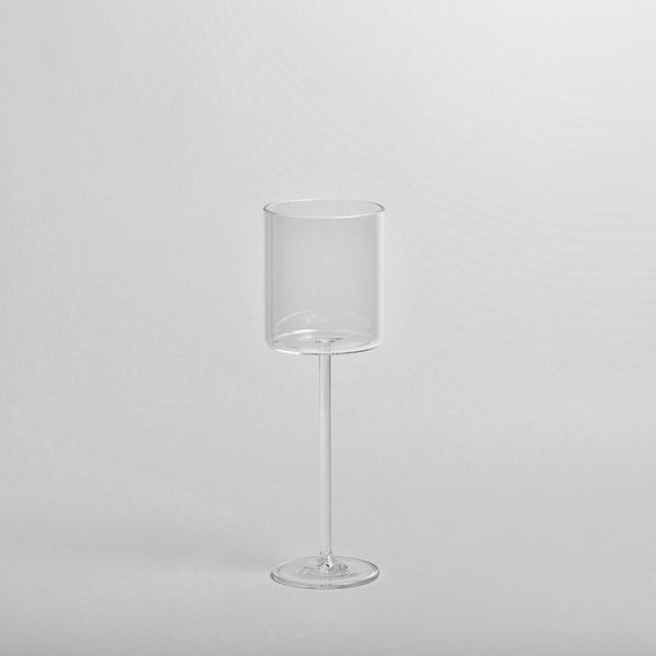 ROS RED WINE GLASS V