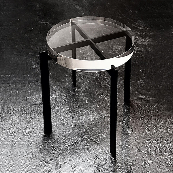 EL-FR TOFTOP Side Table Round