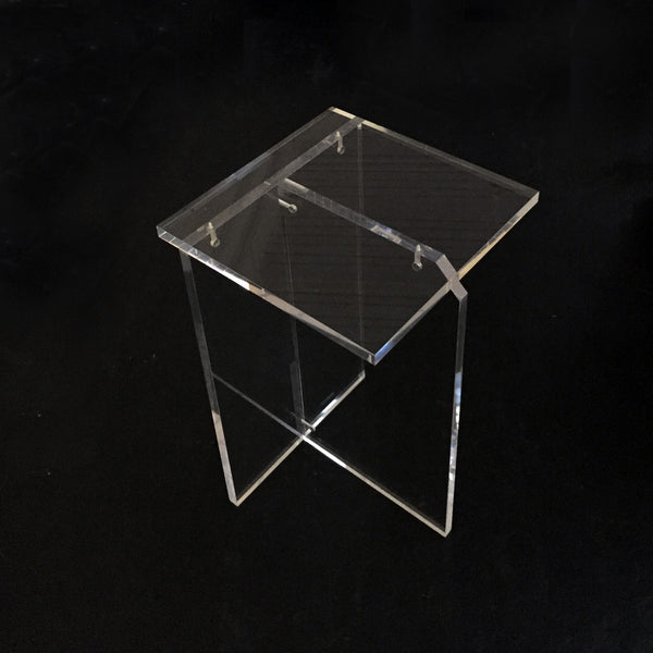 EL-FR SPECIES Perspex Table T