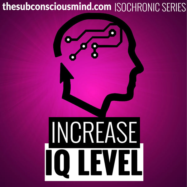 Increase IQ Level - Isochronic