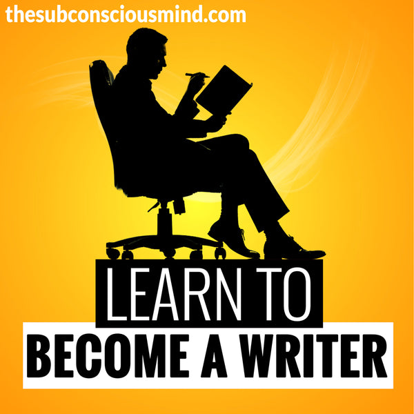 Learn To Become A Writer