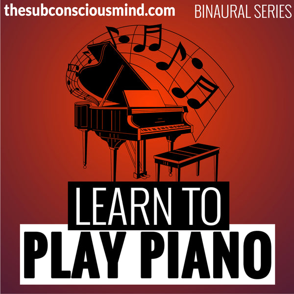 Learn To Play Piano - Binaural
