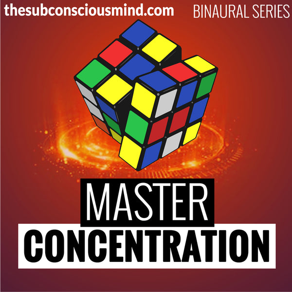 Master Concentration - Binaural