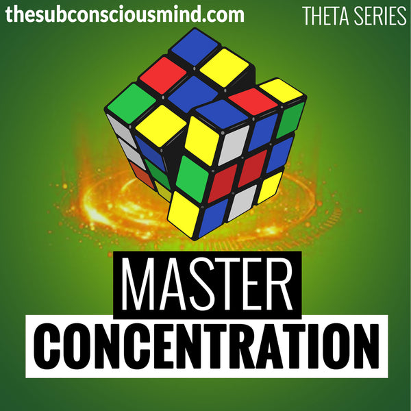 Master Concentration - Theta