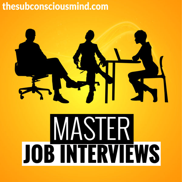 Master Job Interviews