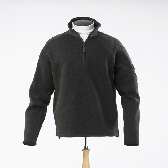 La Crosse Zip Sweater