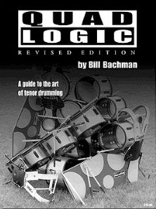 Quad Logic (The Logic Series) - The Ultimate Tenor Technique/Method Book - The Ultimate Tenor Technique/Method Book