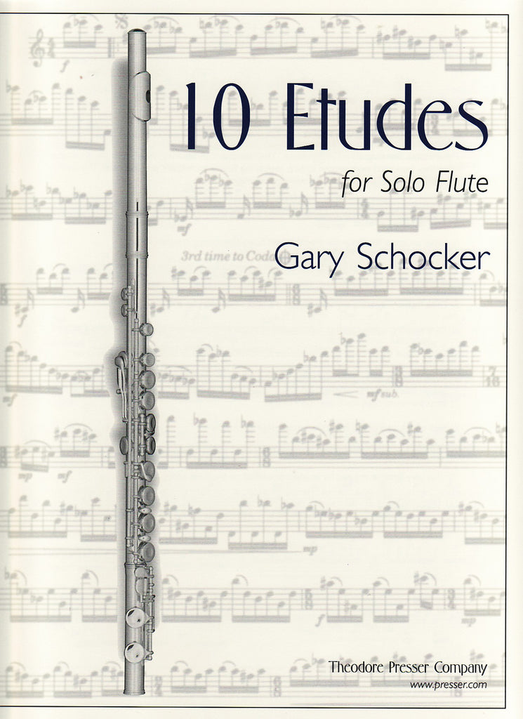 10 Etudes | Imagine This Music