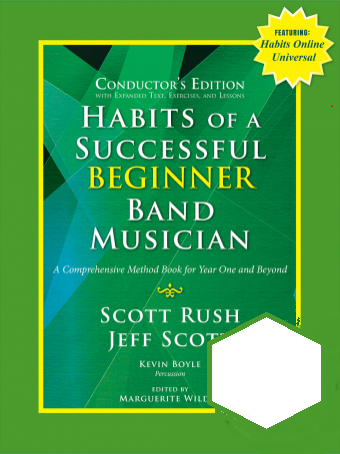 Habits of a Successful Beginner Band Musician - Conductor's Edition