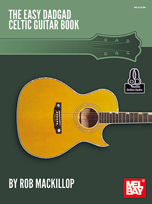 Easy DADGAD Celtic Guitar