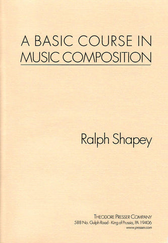 A Basic Course In Music Composition