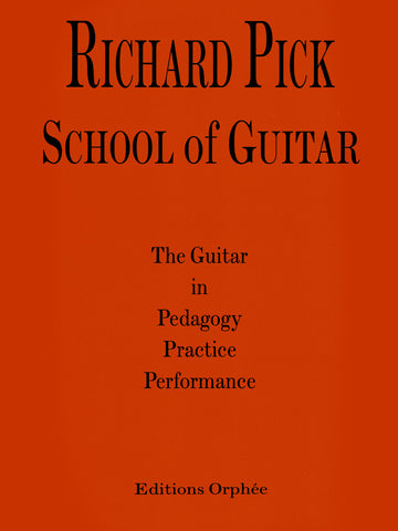 Richard Pick: School Of Guitar | Imagine This Music