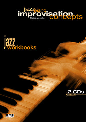 Jazz Piano - Improvisations Concepts