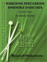 Marching Percussion Ensemble Exercises / Advanced Volume