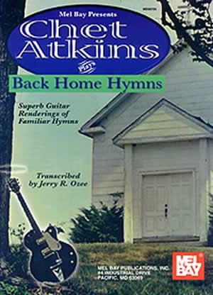 Chet Atkins Plays Back Home Hymns