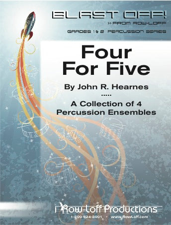 Four For Five (Blast Off Series)
