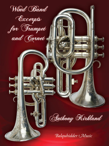 Wind Band Excerpts for Trumpet and Cornet | Imagine This Music
