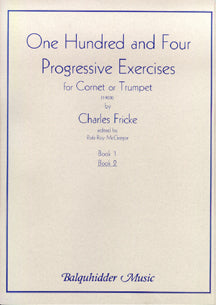 104 Progressive Exercises (1903) for Cornet Or Trumpet Vol.2 | Imagine This Music