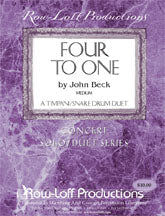 Four To One - Multi-Percussion