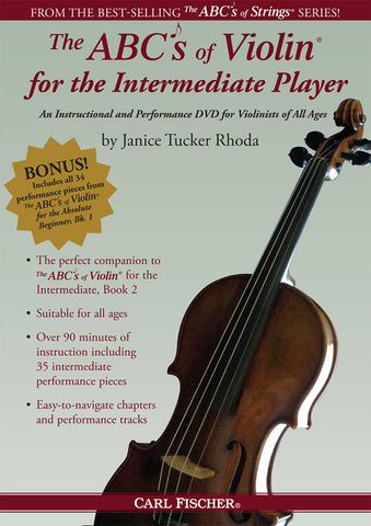 ABCs Of Violin for The Intermediate Player | Imagine This Music