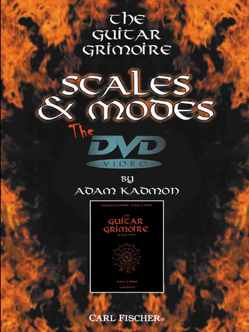 The Guitar Grimoire: Scales and Modes, The DVD | Imagine This Music