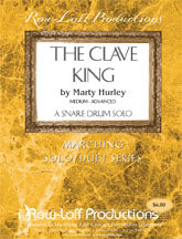 Clave King, The - Snare Drum