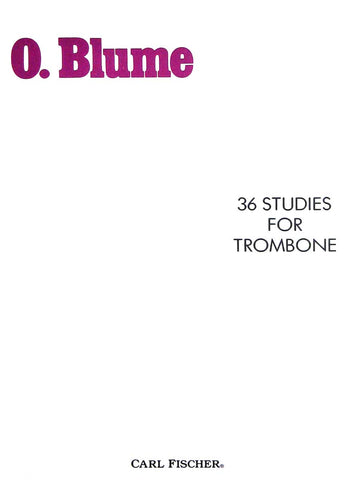 36 Studies for Trombone | Imagine This Music