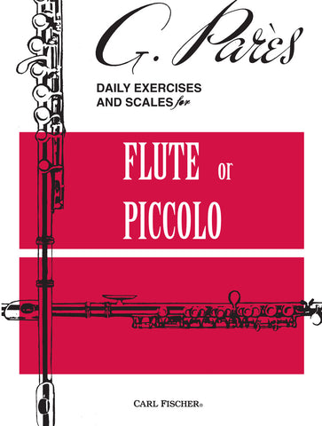 Daily Exercises and Scales for Flute or Piccolo | Imagine This Music