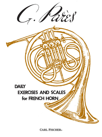 Daily Exercises and Scales for French Horn | Imagine This Music