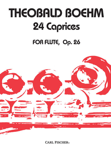 24 Caprices | Imagine This Music