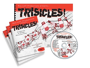 Trisicles - A collection of 10 Easy Percussion Trios! - A collection of 10 Easy Percussion Trios!