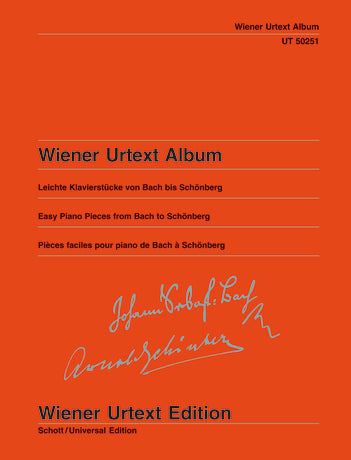 Wiener Urtext Album | Imagine This Music