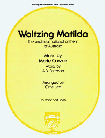 Waltzing Matilda | Imagine This Music