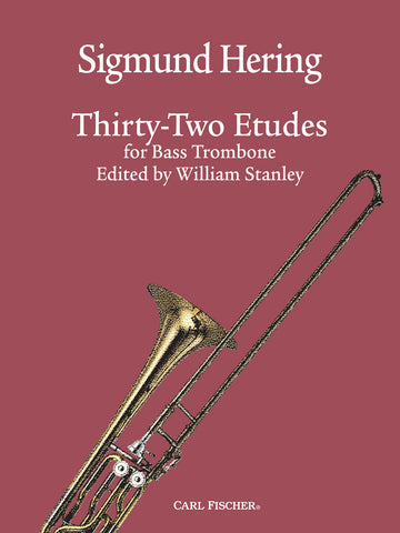 32 Etudes for Bass Trombone | Imagine This Music