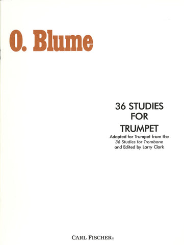 36 Studies for Trumpet | Imagine This Music