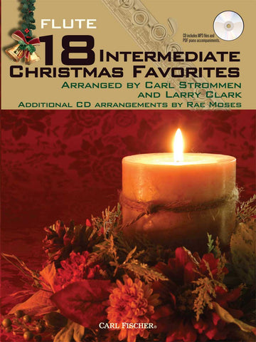 18 Intermediate Christmas Favorites | Imagine This Music