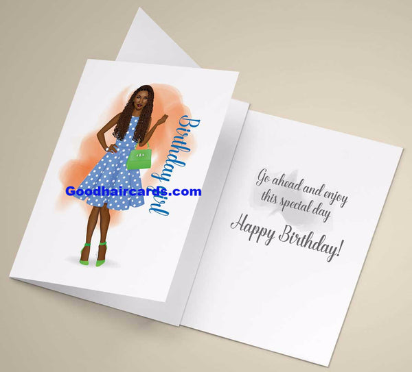 Jada - Birthday cards  [SOLD OUT]