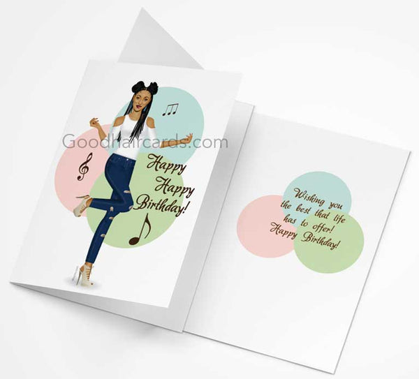 Jahi - Birthday cards
