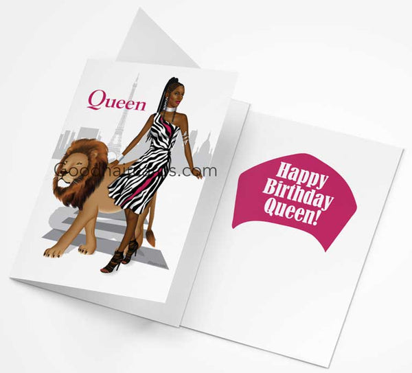 Birthday Cards Goodhaircards
