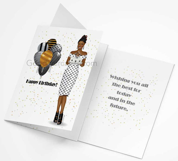 Vanessa - Birthday cards