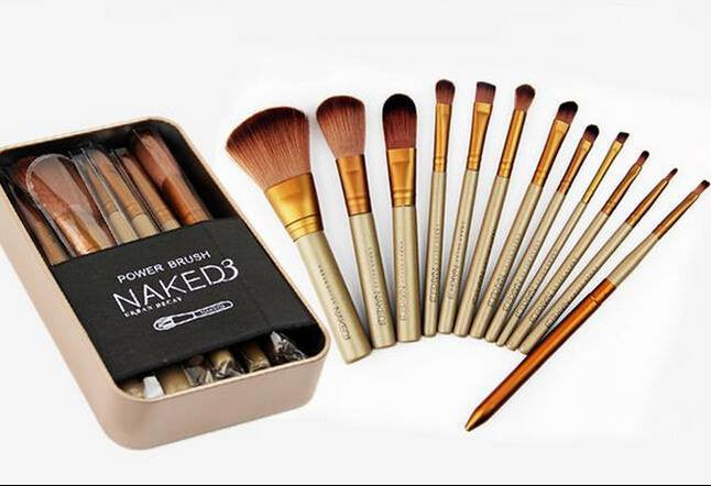 how to use urban decay brush