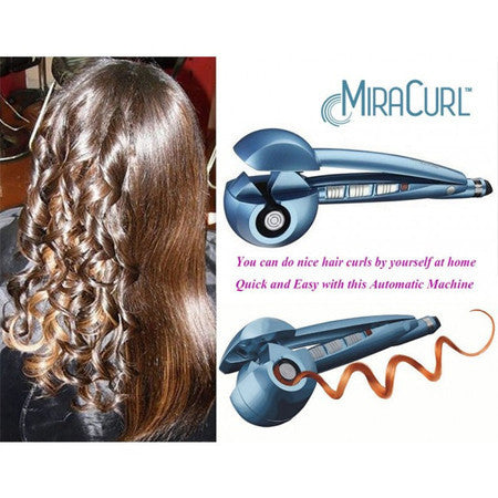 babyliss pro miracurl professional curl machine 2 inch. Black Bedroom Furniture Sets. Home Design Ideas
