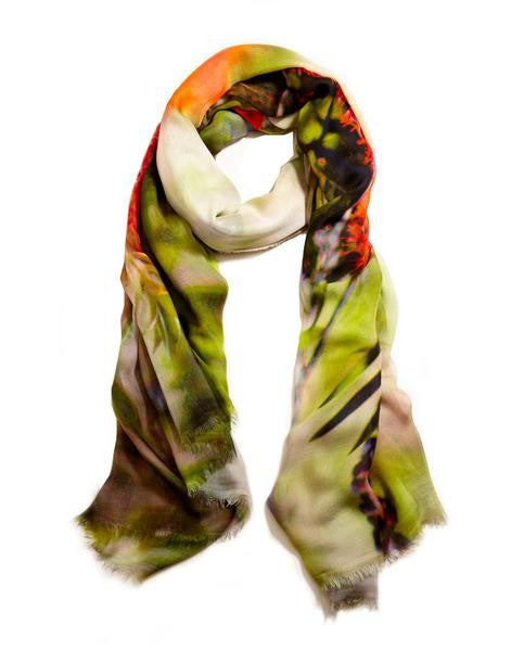 Callista - Designer Luxury scarf by Sheila Johnson Collection
