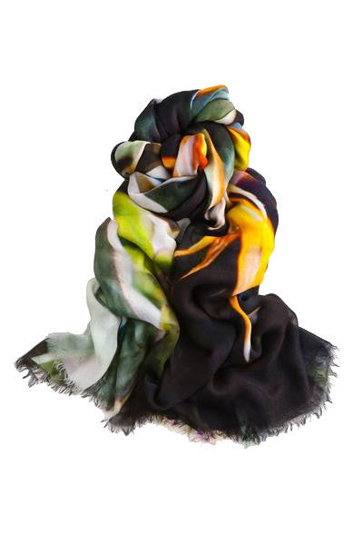 Felicity - Designer Silk Scarf by Sheila Johnson Collection