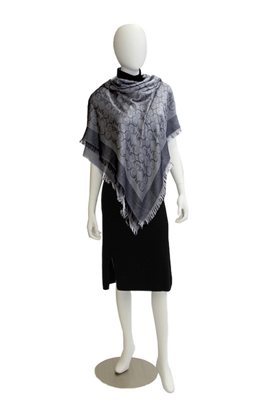 Salamander - Designer Luxury scarf by Sheila Johnson Collection